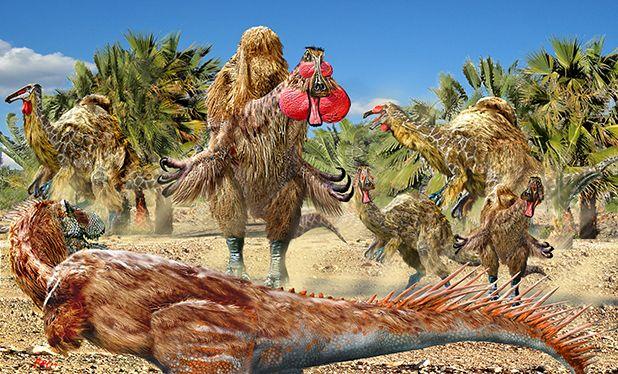 The Deinocheirus Saga continues…