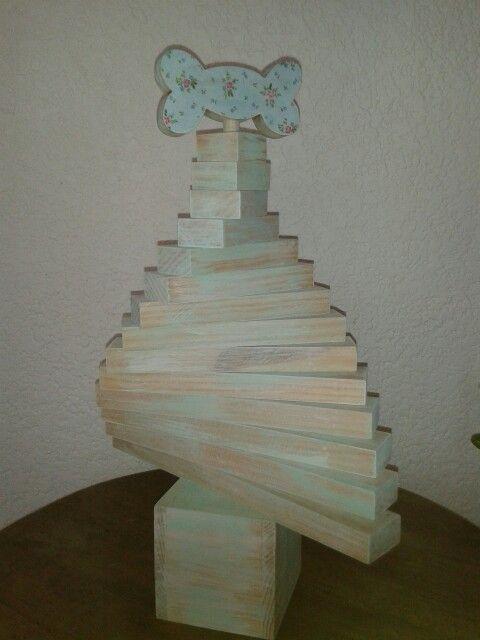 Arbolito navideño movil
