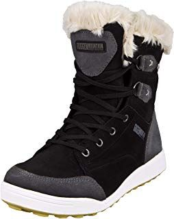 reputable site 39fd0 a00dd GUGGEN Mountain HPC56 Damen Fellstiefel Winterstiefel ...