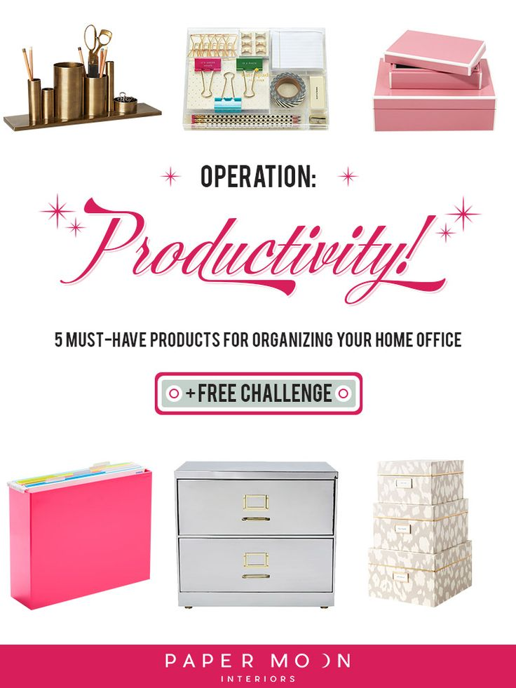 42 best preppy interior design images on pinterest home for Best home office organization products