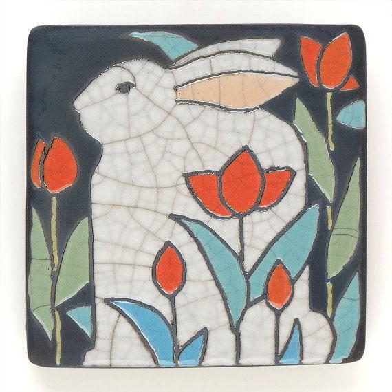 sweet art tile by DavisVachon, $35.00