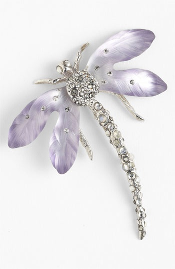 Alexis Bittar 'Allegory' Dragonfly Statement Pin | Nordstrom