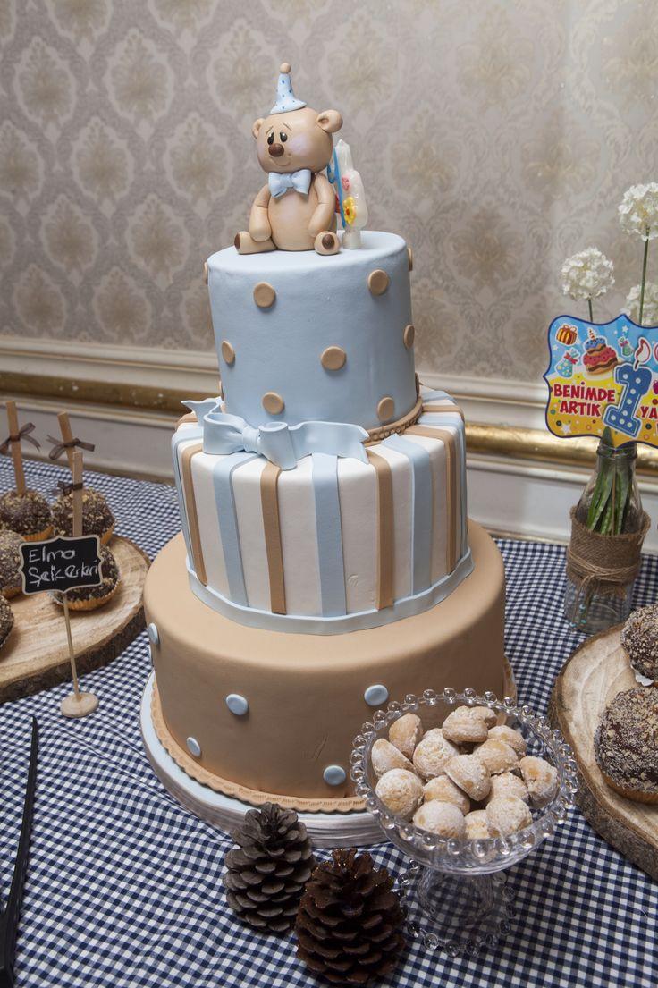 Doğum günü pastası:)