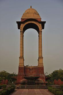 India Gate - Wikipedia, the free encyclopedia