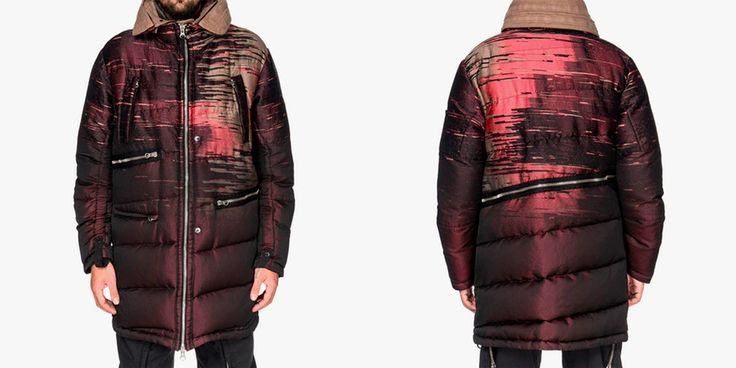Stone Island Shadow Project New Jacquard Parka #thatdope #sneakers #luxury #dope #fashion #trending