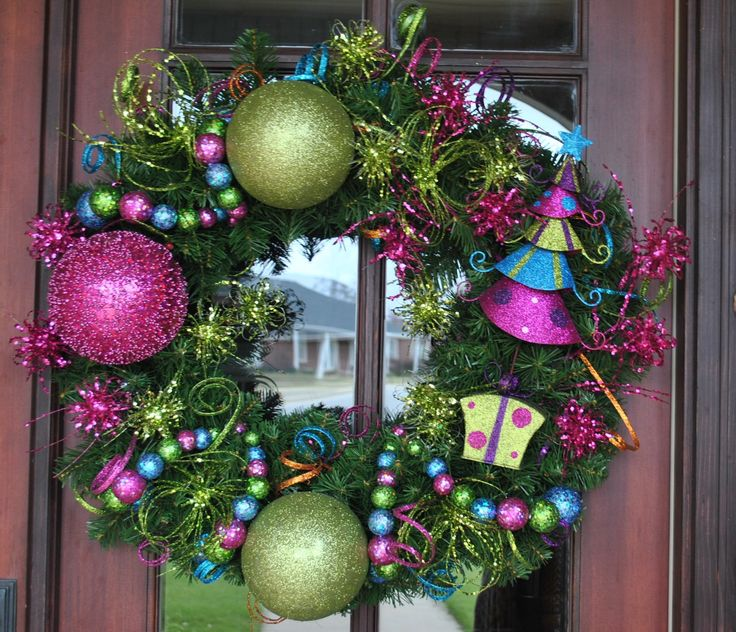 160 best Lime Green Christmas images on Pinterest | Green ...