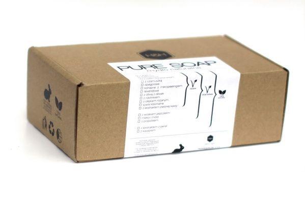 Pudełka prezentowe na mydła