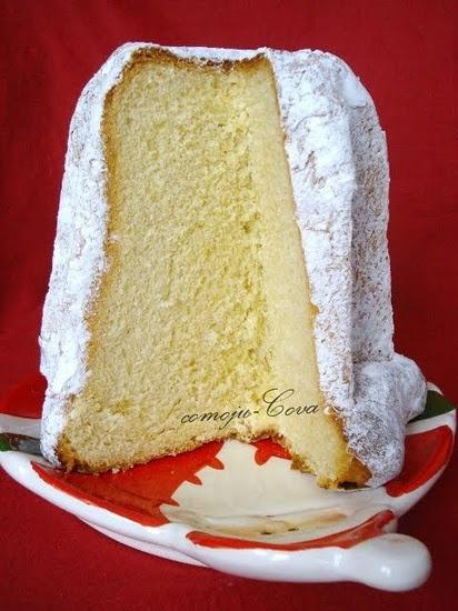 Comoju es un blog increíble! Aquí desde Italia la receta de Pandoro...ya viene Navidad!