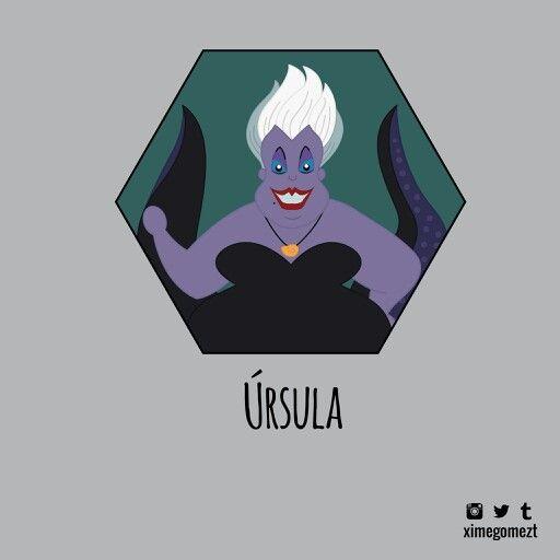 Día 6 del reto un dibujo diario Abril Úrsula - La Sirenita #Ursula #LaSirenita #Disney #Reto1Draw #RetoUnDibujoDiario #TheBigDrawBogotá #RetoBigDraw #Ilustracion  #Ilustration