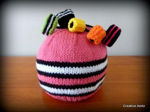 Discover Me : Creative Aertz : Gorgeous Licorice Allsorts Hat