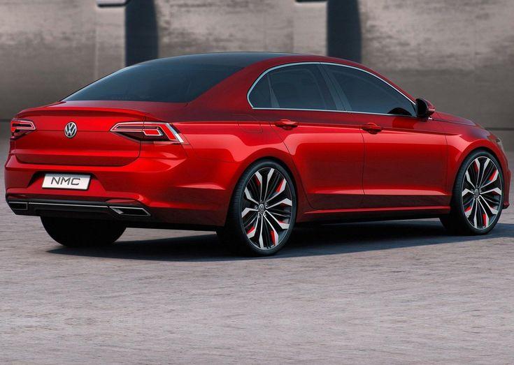 Volkswagen Jetta CC Will Enter Production in 2016 autoevolution