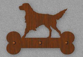 Dog Leash Holder Patterns