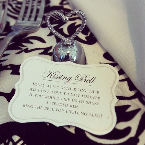 Kissing Bell Poem Cuute Wedding Poems Wedding Planning Binder Wedding Wishes