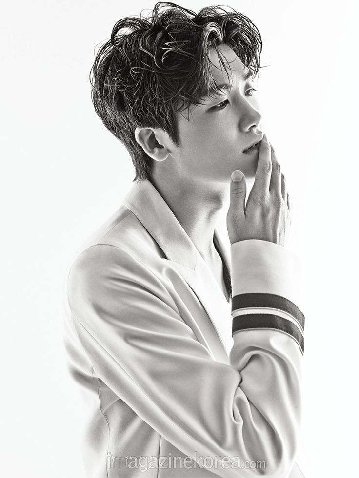Hyung Sik - Esquire Magazine February Issue '15
