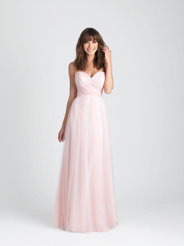 1505 Allure Bridesmaid Dress