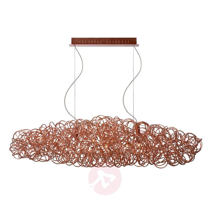 The Galile Hanging Light Is A Very Decorative Light Source That Matches  Lots Of Different Furnishing