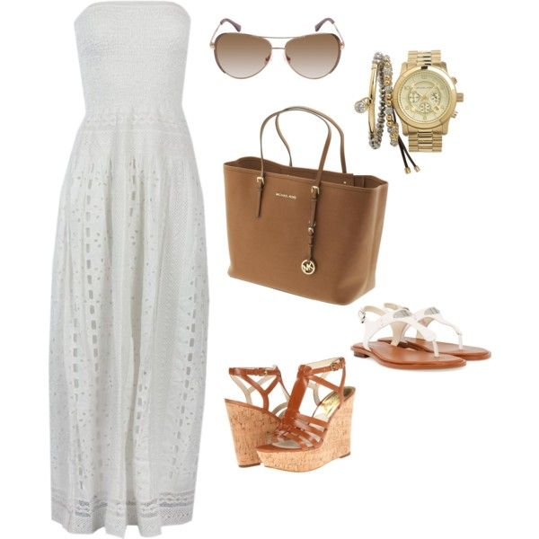 Michael Kors cruise outfit