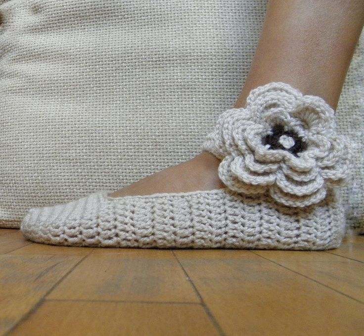 Mary Jane Slippers Crochet Diy Tutorial Quick And Easy