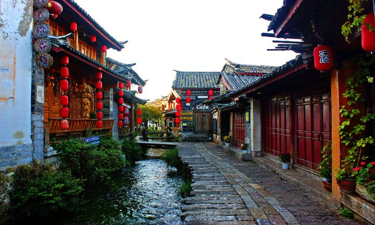 The Old Town of Lijiang (丽江古城) is a UNESCO World Heritage Site located in Lijiang City, Yunnan, China.