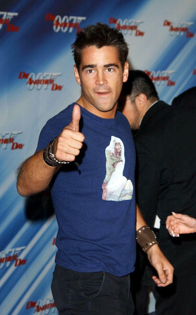 Colin Farrell checks into rehab to avoid relapse ...