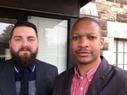 Two Birmingham churches - one black, one white - are planning a joint worship service Sunday, Jan. 18, 2015, and a service project on Monday celebrating the federal holiday honoring the Rev. Martin Luther King Jr.