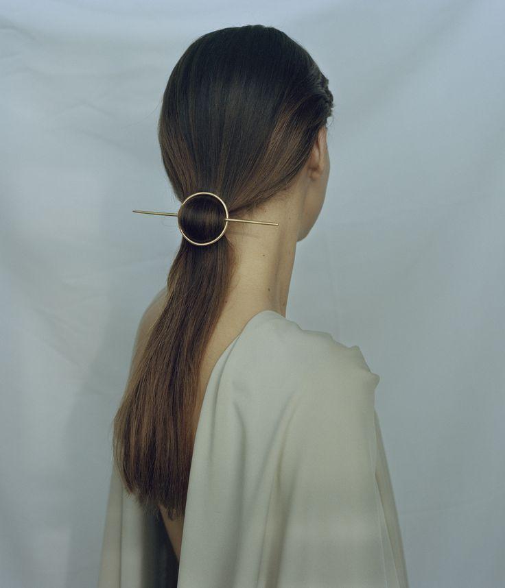The Mama Kin / hair barrette