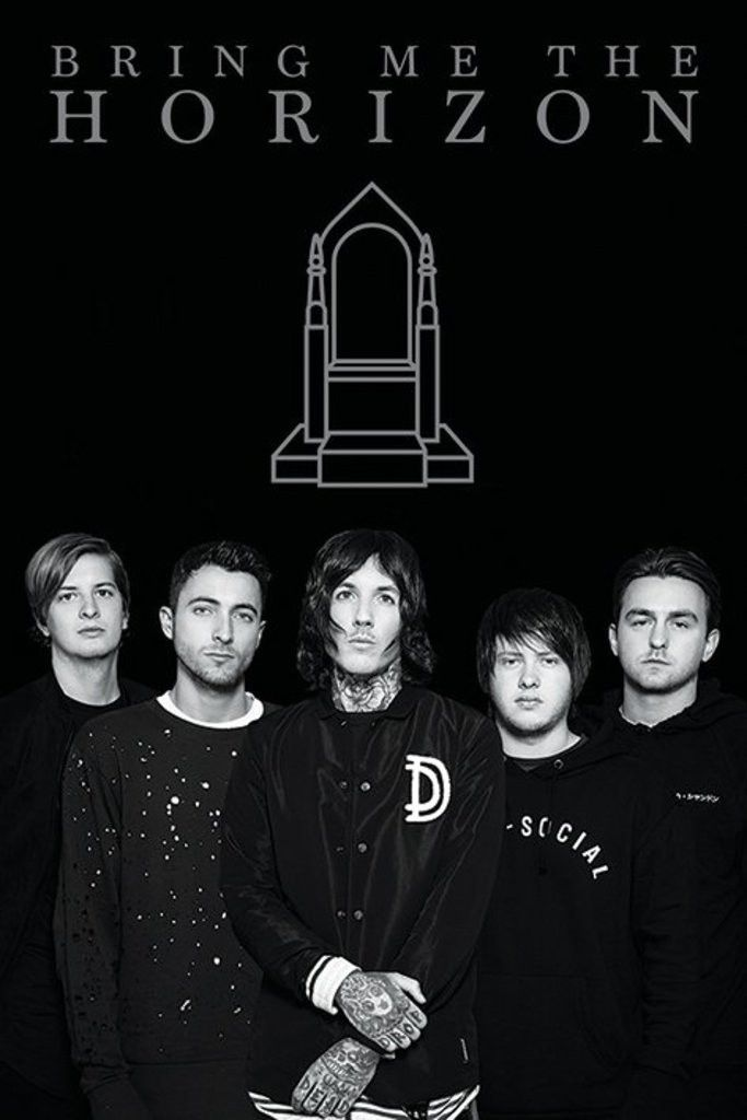 Bring Me the Horizon - Band - Official Poster