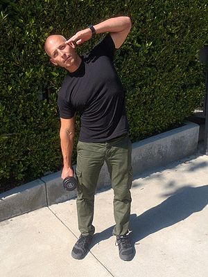 Harley Pasternak Blogs: Double-Duty Toning Exercises| Celebrity Blog, Health, Harley Pasternak