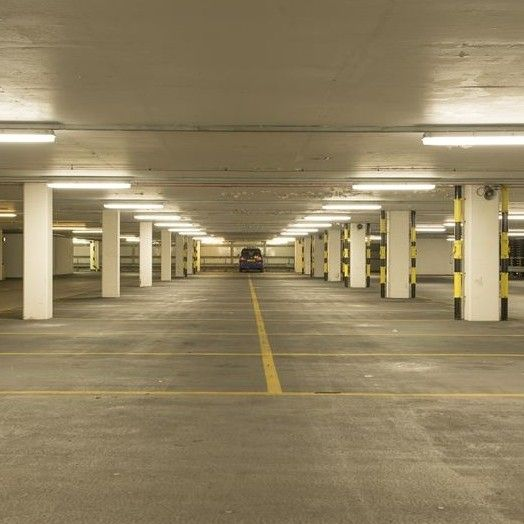 New LED lighting project for Britannia Parking