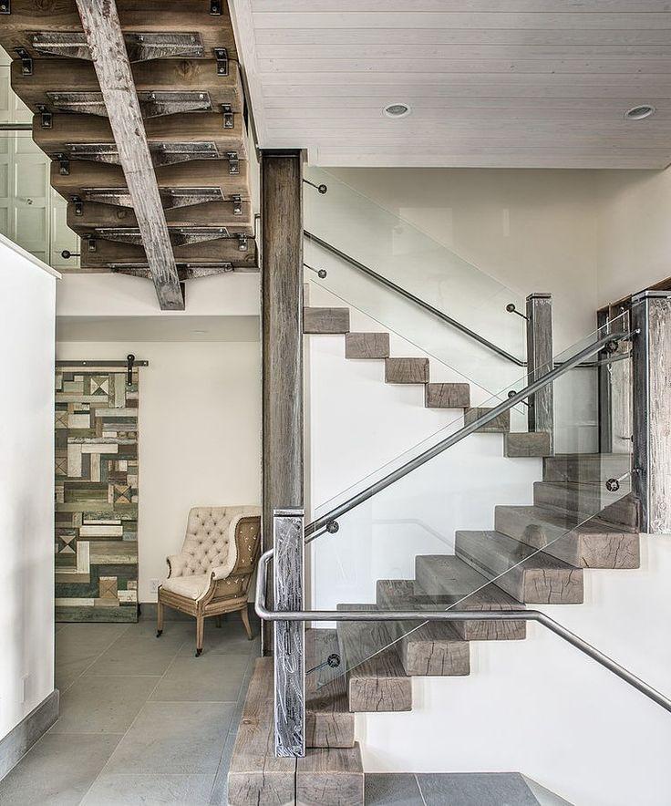 River House by Jon R. SaylerSuper gave trap!! En de deur op de achtergrond ook echt heel vet!