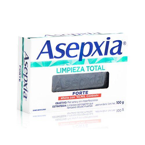 Jabón Forte | Asepxia