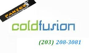 The Coldfusion development undertaken by Panzer Technologies is definitely professional and technologically well advanced. Our clients can expect best results by employing our Coldfusion Developers.