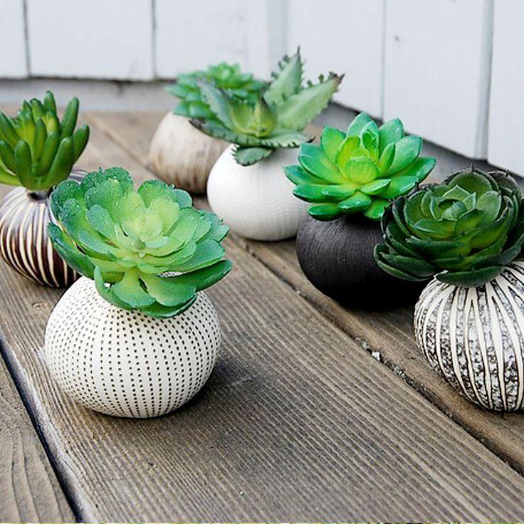 Las 25 mejores ideas sobre macetas de ceramica en - Macetas de porcelana ...