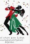 Tango Deze serie van Ty Wilson, helemaal leuk! 105x156