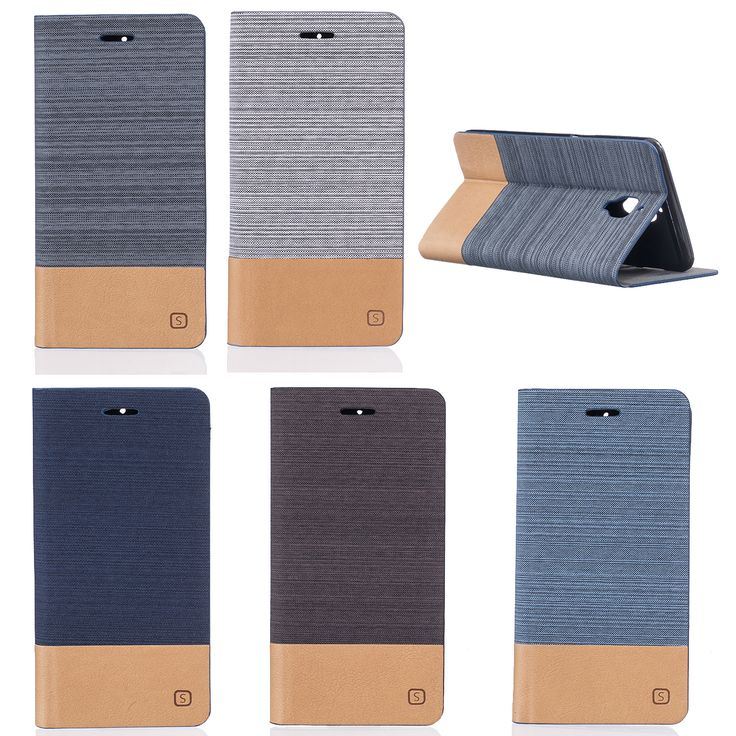 >> Click to Buy << 5 colors Canvas Luxury PU Leather Wallet Stand Case Card Holder Coque Fundas Cover for OnePlus 3 Phone Cases #Affiliate