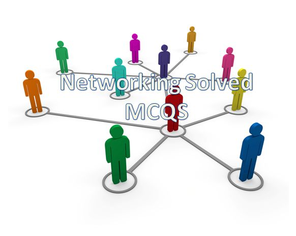 Networking Solved Mcqs  Networking Solved Mcqs   1 Computer Network is A. Collection of hardware components and computers B. Interconnected by communication channels C. Sharing of resources and information D. All of the Above 2 What is a Firewall in Computer Network? A. The physical boundary of Network B. An operating System of Computer Network C. A system designed to prevent unauthorized access D. A web browsing Software 3 How many layers does OSI Reference Model has? A. 4 B. 5 C. 6 D. 7 4…