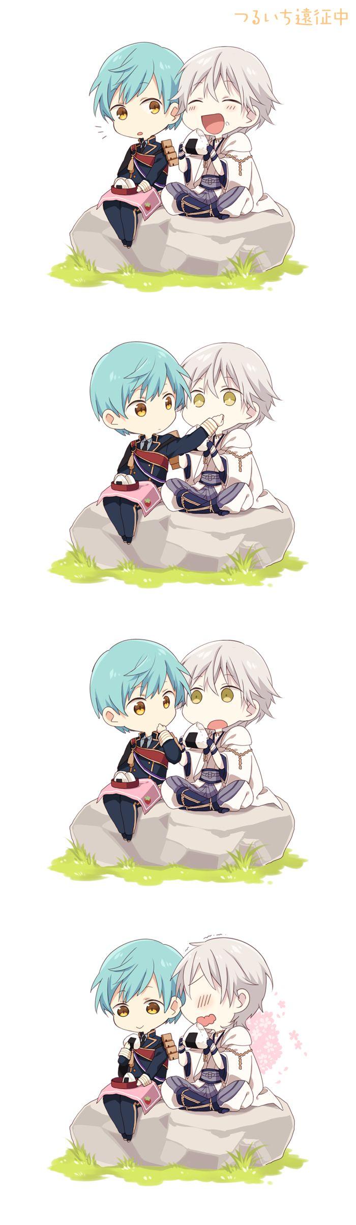 Ichigo-nii is a sly strawberry