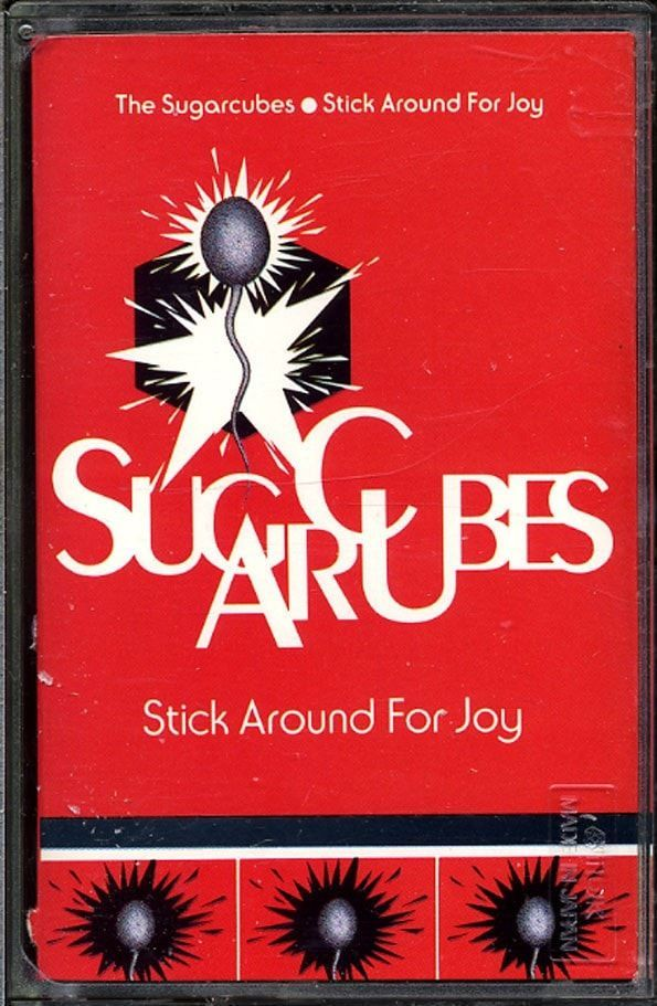 The Sugarcubes - Stick Around For Joy (Cassette)