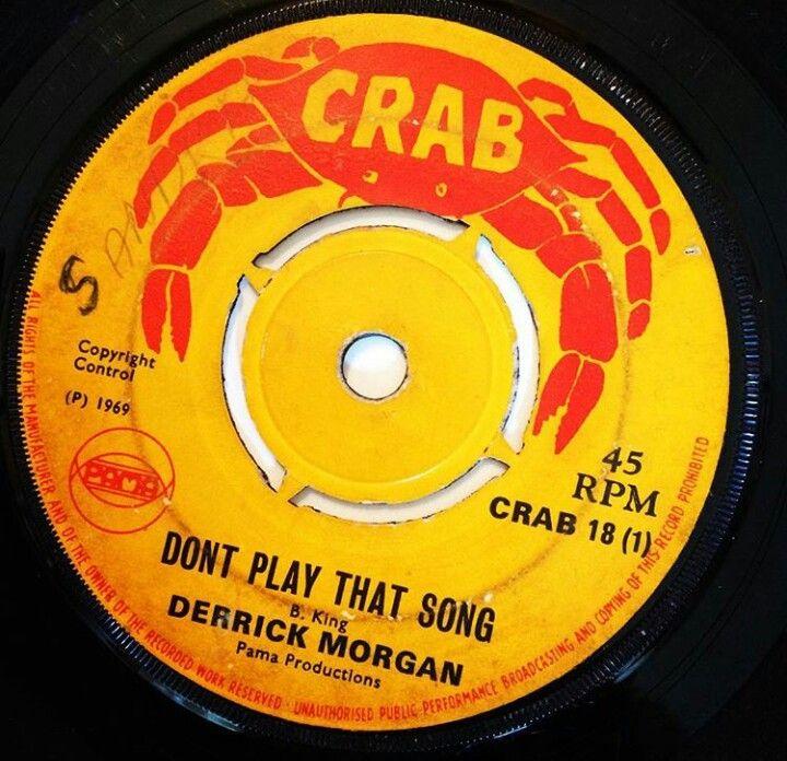 Derrick Morgan - Don't Play That Song