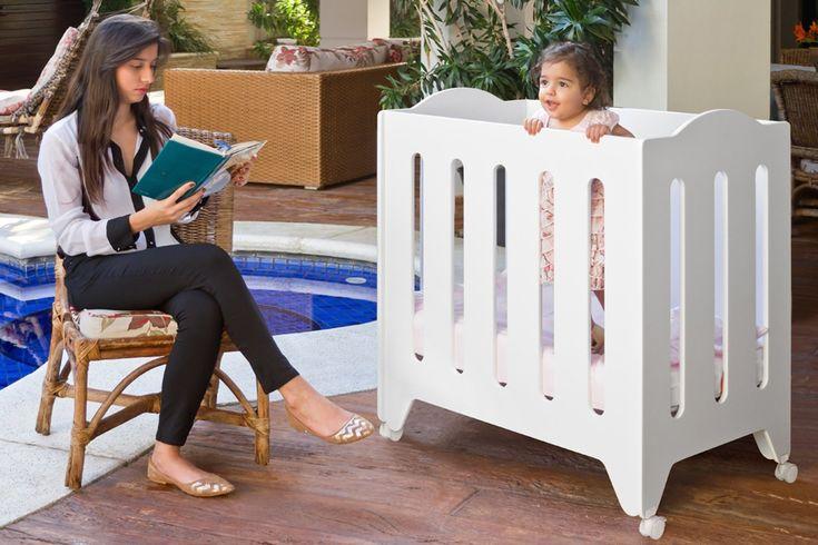 Mini Berço Moisés: a melhor opção para recém-nascidos