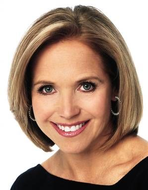 katie couric hair | Katie Couric finding love again.