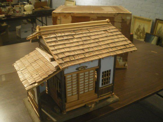 The Dolls House: Japanese Dolls House Project