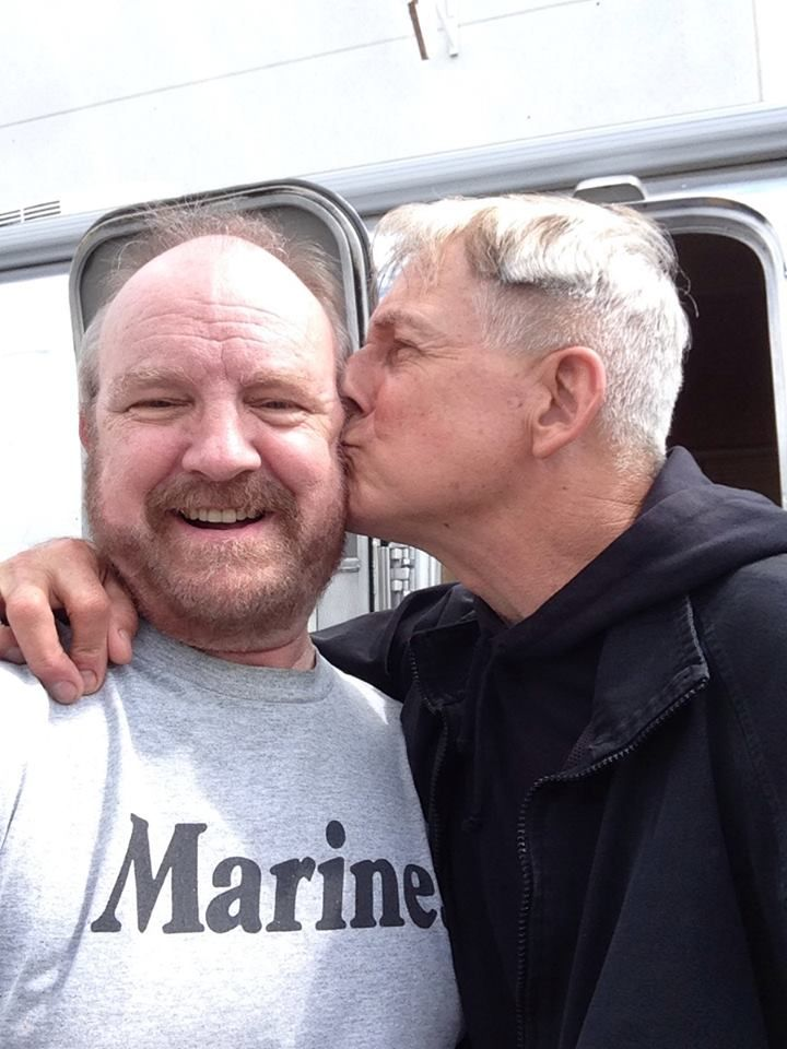 "Jim Beaver and Mark Harmon (on NCIS) ""Mark Harmon can't stand me. I don't know why."" He's gonna be on NCIS!!! Woohoo!"