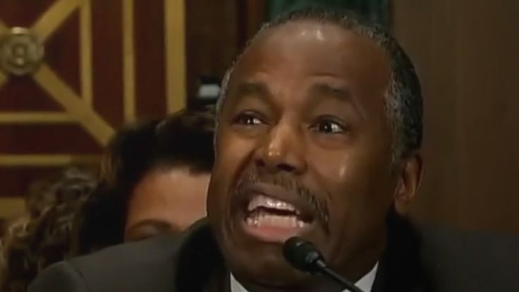 Ben Carson Shuts Down Elizabeth Warren Relentless Questioning. Or does he? - YouTube