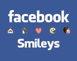 Facebook is used widely be many people for chatting with their friends. Here are some Smiley Shortcuts on Facebook to show some emotions..
