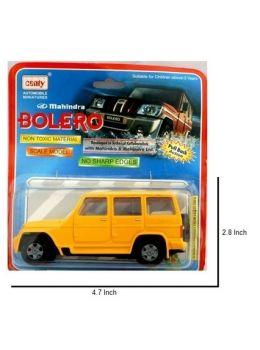 Buy Centy Mahindra Bolero Jeep (Yellow) online at happyroar.com