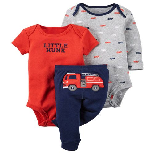 Little Hunk 100% Cotton Baby Girl & Boy Clothes Newborn baby boy clothes, baby boy outfits, cute baby boy clothes, newborn boy clothes, infant boy clothes, unisex baby clothes, cool baby boy clothes, cute baby boy outfits, newborn boy outfits, baby boy w