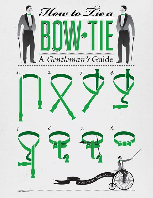 How to tie a bowtie: Ties A Bows, Bows Ties, Style, Gentleman Guide, Gentlemen Guide, Bow Ties, Men Fashion, Bowties, Howto