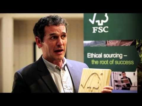 ▶ FSC Friday 2012 UK Award - Raft Furniture - YouTube