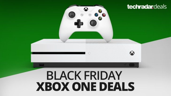 The best Xbox One deals on Black Friday 2016